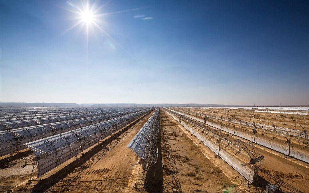 """תחנת הכוח התרמו-סולרית של """"נגב אנרגיה"""" באשלים מתחילה מחר בהפעלה מסחרית"""